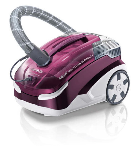 Thomas AQUA+ MULTI CLEAN X8 PARQUET 2.5л 1700Вт Фиолетовый