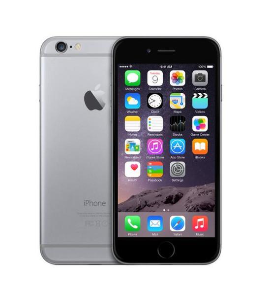 Apple iPhone 6 Одна SIM-карта 4G 64ГБ Серый смартфон