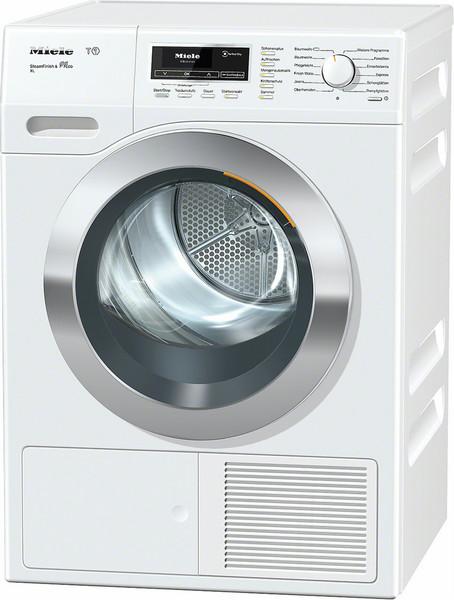 Miele TKR650 WP Отдельностоящий Фронтальная загрузка 9кг A++ Белый сушилка для белья