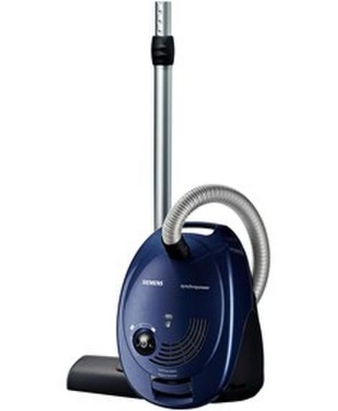Siemens VS06B1110 Цилиндрический пылесос 4л 700Вт B Синий пылесос