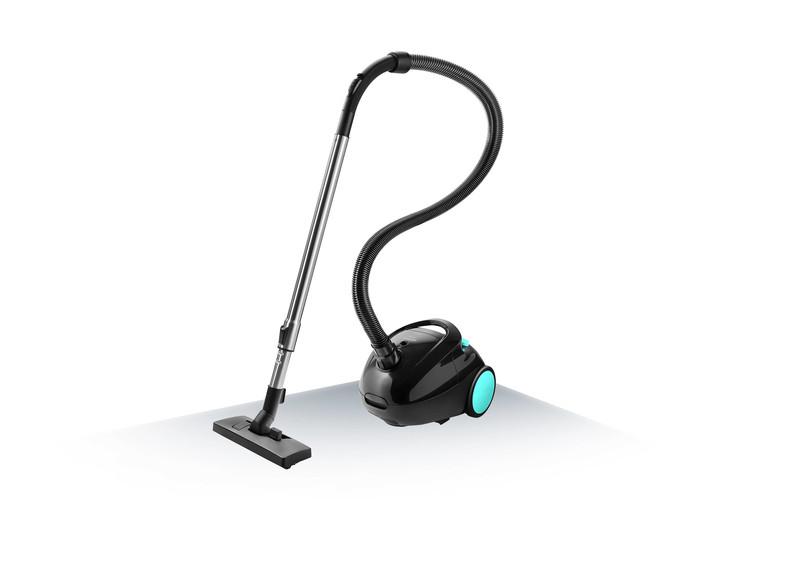 Grundig VCC 4350 Cylinder vacuum cleaner 2L 1600W Black,Blue vacuum