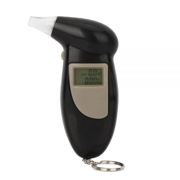 Unotec 20.0046.08.00 0 - 0.19% Черный алкотестер