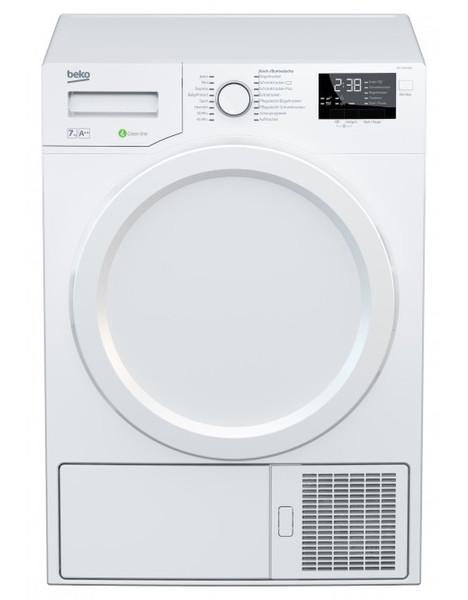 Beko DPY 7405 HW3 Фронтальная загрузка 7кг A++ Белый