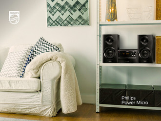 Philips Музыкальная микросистема BTM2360/12