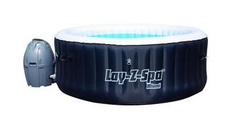 Bestway Lay-Z-Spa 54123 800л 4person(s) Круглый Черный, Синий, Белый outdoor hot tub & spa