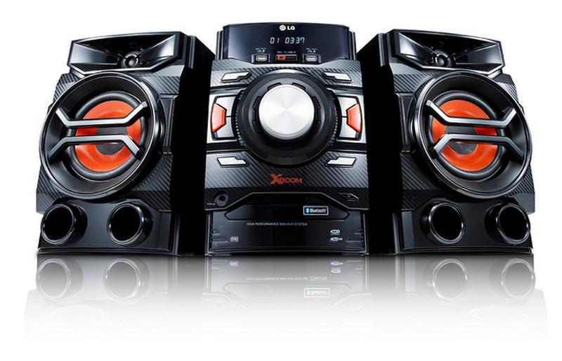 LG CM4350 домашний музыкальный центр