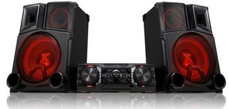 LG CM9750 домашний музыкальный центр