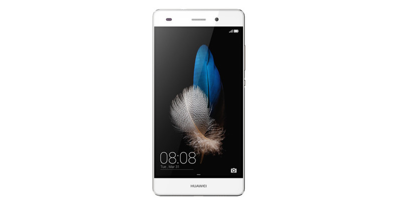 Huawei P8 Lite Одна SIM-карта 4G 16ГБ Белый