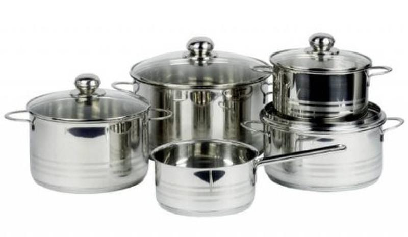MyBasics 188135 Stainless steel saucepan