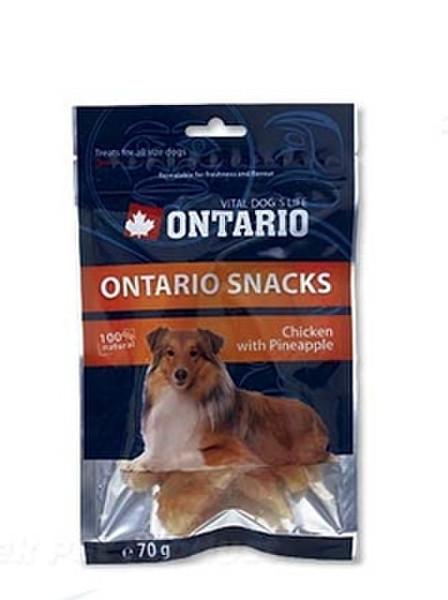 Ontario 214-5420 70g Dog Chicken Treat