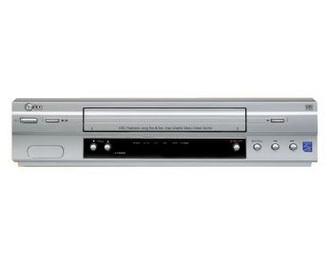 LG Video Player LV-4280 Cеребряный кассетный видеомагнитофон/плеер