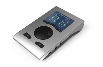 RME BABYFACE PRO Дома Проводная Черный усилитель звуковой частоты