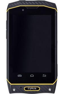 Cyrus CS 19 Две SIM-карты 4ГБ Черный смартфон