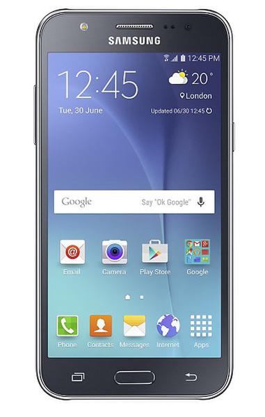 Samsung Galaxy J5 Одна SIM-карта 4G 8ГБ Черный смартфон