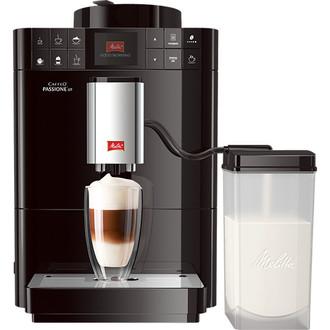 Melitta Caffeo Passione OT Отдельностоящий Автоматическая Espresso machine 1.2л Черный