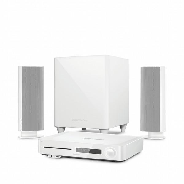 Harman/Kardon BDS 485S 2.1 330Вт 3D Белый домашний кинотеатр