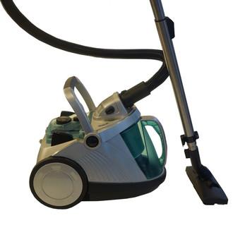 Aqua Laser Vacuum Jet Цилиндрический пылесос 1600Вт Черный, Серый
