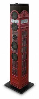 Bigben Interactive TW7TB Tower 40Вт Черный, Красный, Белый домашний музыкальный центр