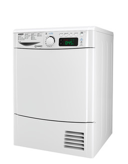 Indesit EDPE G45 A2 ECO (IT) Отдельностоящий Фронтальная загрузка 8кг A++ Белый сушилка для белья