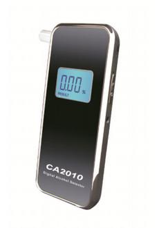 TT Micro CA2010 Черный алкотестер