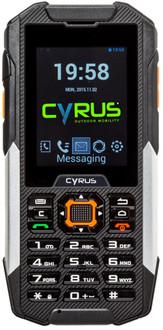 Cyrus CM 16 Одна SIM-карта 4ГБ Черный смартфон