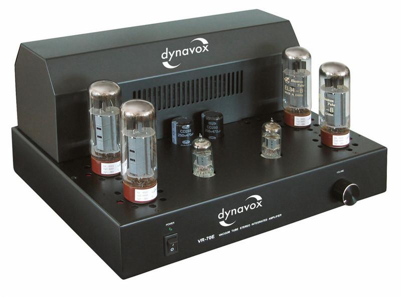 Dynavox VR-70E усилитель звуковой частоты