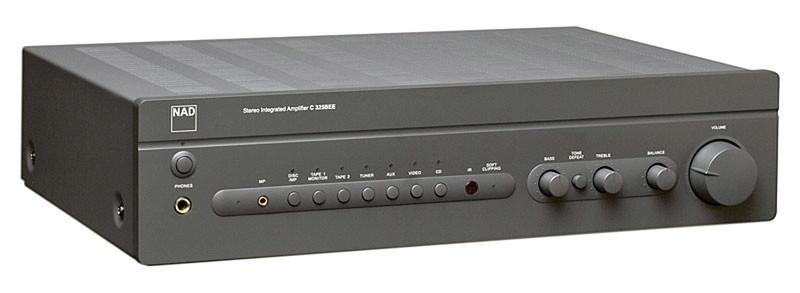NAD C325BEE усилитель звуковой частоты