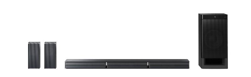 Sony HTRT3 5.1канала 600Вт Черный домашний кинотеатр