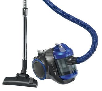 Clatronic BS 1304 Цилиндрический пылесос 700Вт A Антрацитовый, Синий