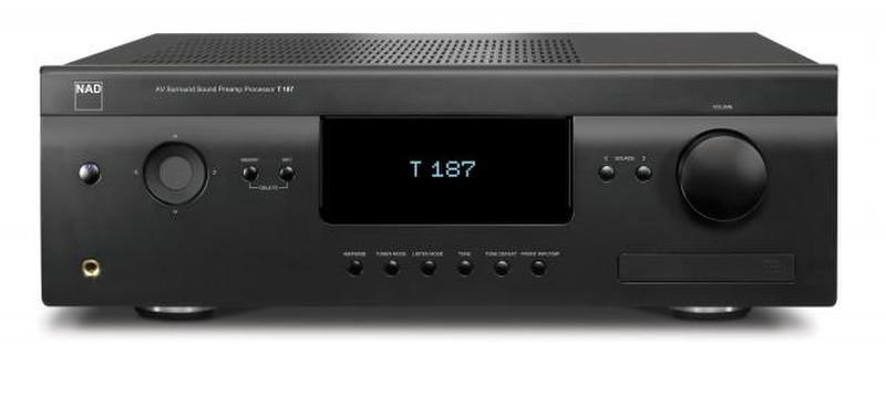 NAD T 187 усилитель звуковой частоты