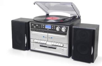 Soundmaster MCD5500SW Mini set 5Вт Черный домашний музыкальный центр