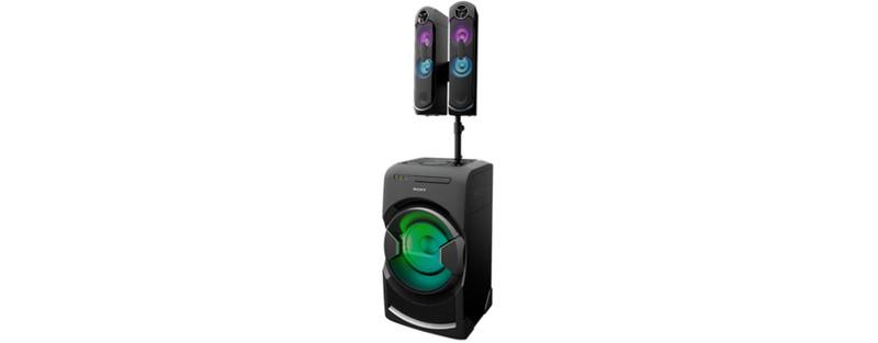 Sony MHCGT4D Midi set Черный домашний музыкальный центр