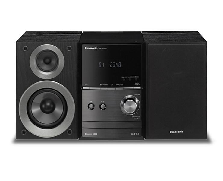 Panasonic SC-PM600 Micro set 40Вт Черный