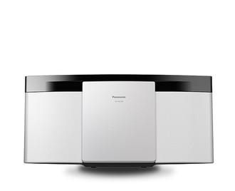 Panasonic SC-HC195EG-W Micro set 20Вт Белый домашний музыкальный центр