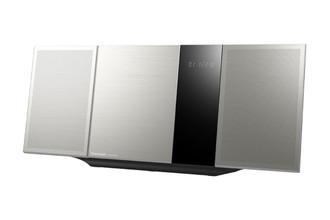 Panasonic SC-HC395EG-S Midi set Черный, Серый домашний музыкальный центр