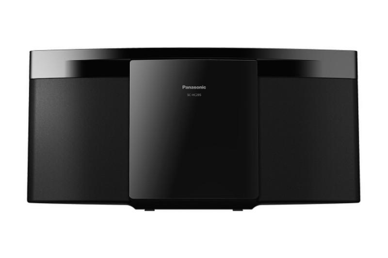 Panasonic SC-HC295 Mini set 20Вт Черный