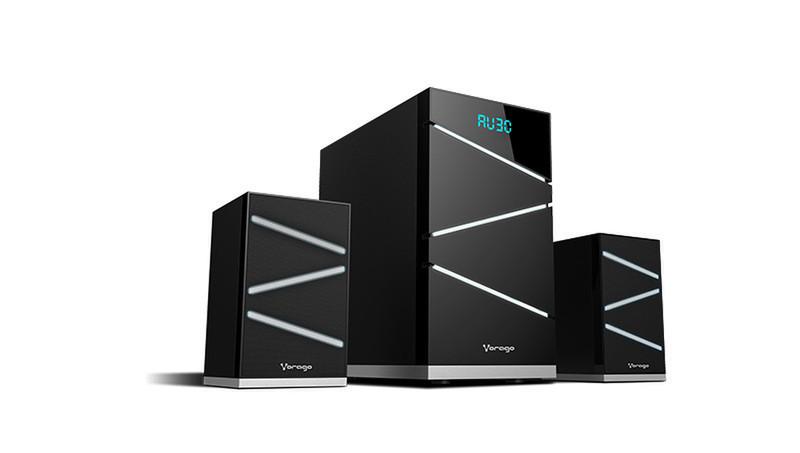 Vorago SPB-400 Micro set Черный домашний музыкальный центр