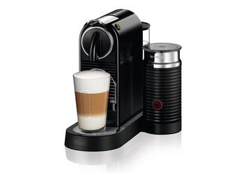 DeLonghi Citiz Отдельностоящий Semi-auto Капельная кофеварка 1л Черный