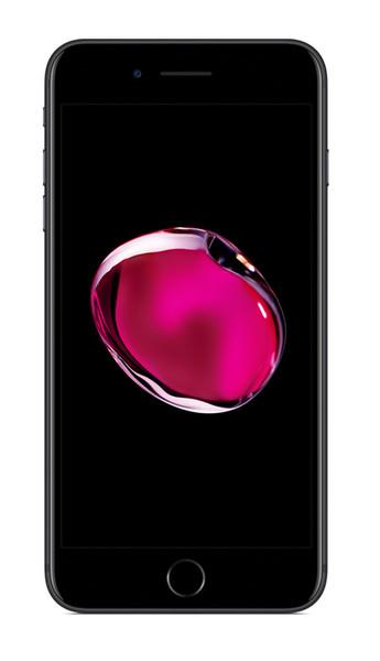 Apple iPhone 7 Plus Одна SIM-карта 4G 256ГБ Черный