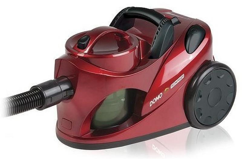 Domo DO7279S Цилиндрический пылесос 2л 2000Вт C Красный пылесос