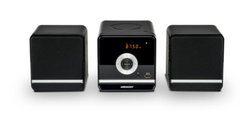 Medion Life P64102 (MD 84497) Micro set 10Вт Черный