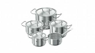 ZWILLING 40901-001 набор кастрюль/сковородок
