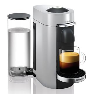 Magimix Nespresso Vertuo Отдельностоящий Espresso machine 1.8л Черный, Cеребряный