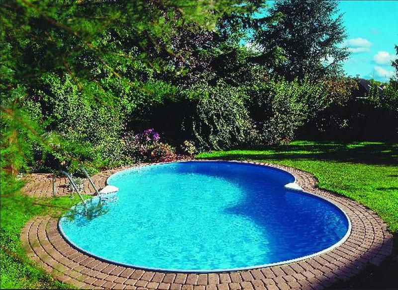 Summer Fun 503010808 21000л бассейн встроенный в землю