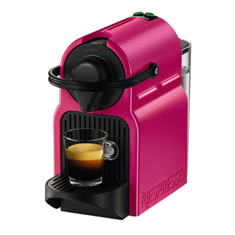 Krups Nespresso Inissia Fushia Отдельностоящий Руководство Espresso machine 0.7л Розовый