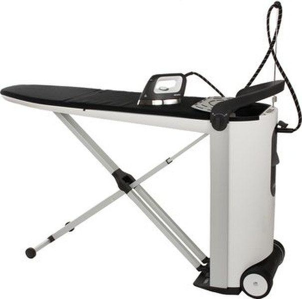 White//Black Miele FashionMaster Ironing System
