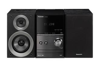 Panasonic SC-PM602EG Micro set 40Вт Черный