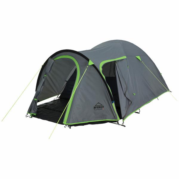 McKinley Flinduka 3 Tunnel tent Черный, Зеленый, Серый