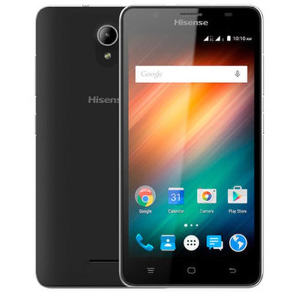 Hisense U989 Две SIM-карты 8ГБ Черный, Cеребряный смартфон