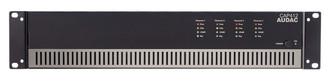 AUDAC CAP412 4.0 Дома Проводная Черный усилитель звуковой частоты